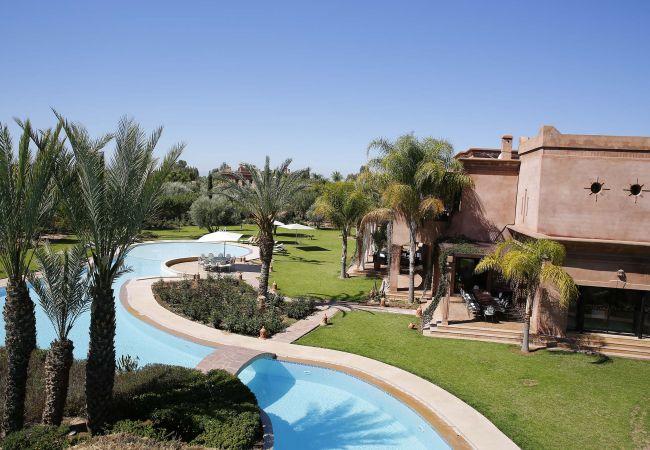 villa à Marrakech Alentours - Grace