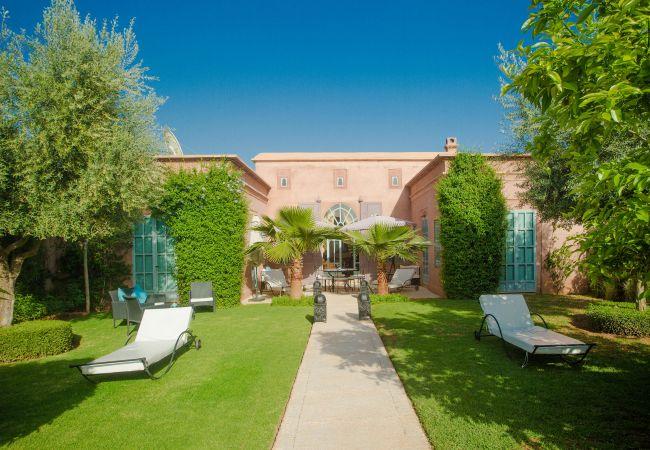villa à Marrakech Alentours - Dar Tana
