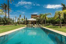 Villa à Marrakech Palmeraie - Yenmoz