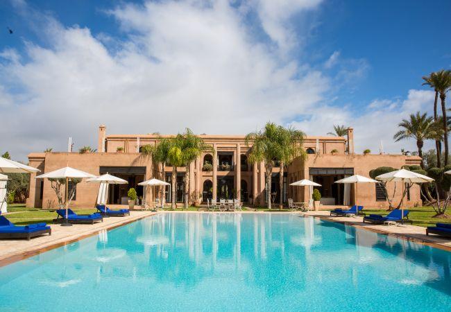villa à Marrakesh - Palais Tika