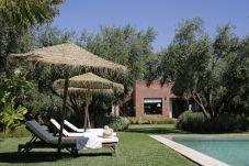 Villa à Marrakesh - Jardin Bleu
