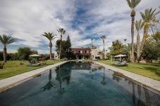 Villa à Marrakech Palmeraie - FIMA