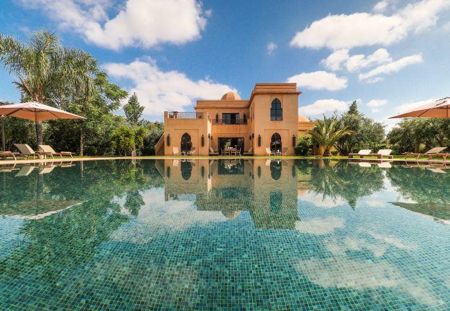 villa à Marrakech Alentours - DKZ